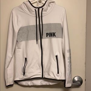 Victoria secret zip up hoodie